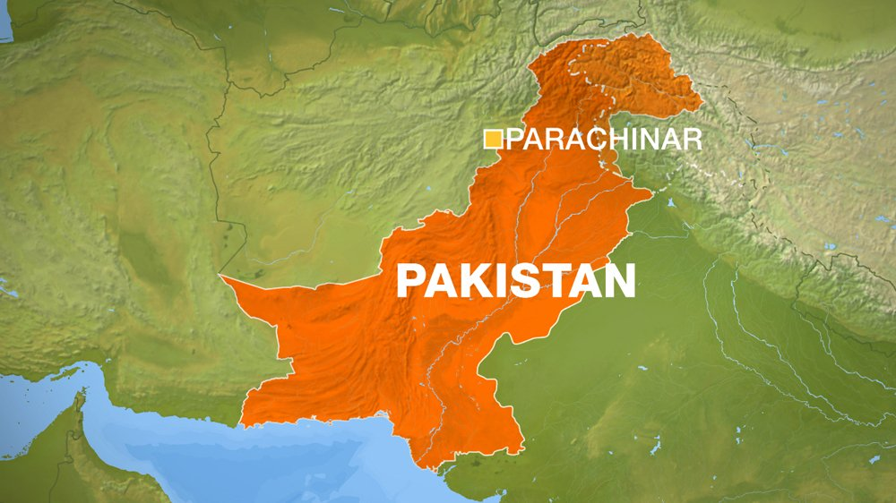 Two blasts kill 26 people and wound 75 others in a crowded market in northwest Pakistan