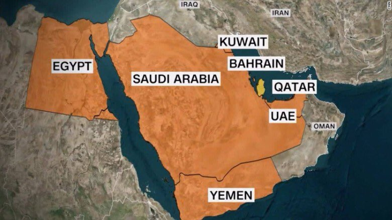 test Twitter Media - #GulfCrisis ~ Saudi Demands of Qatar Confirmed, impasse worsens @CBSNews https://t.co/q2d0oHq8fU https://t.co/InD6tHArLu