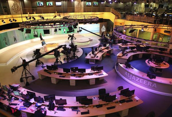 Arabische landen willen sluiting al-Jazeera