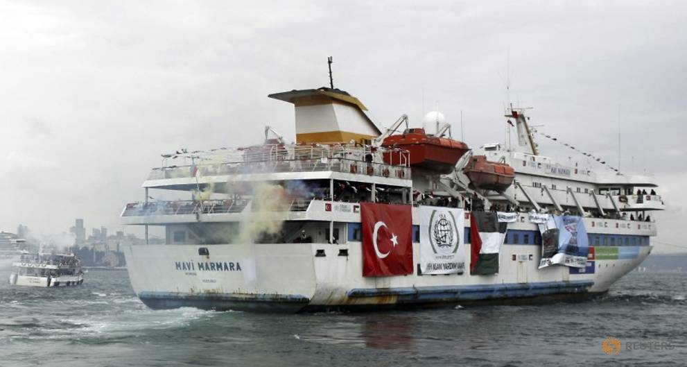Turkey says Israel paid compensation to families of 2010 flotilla raid victims - media