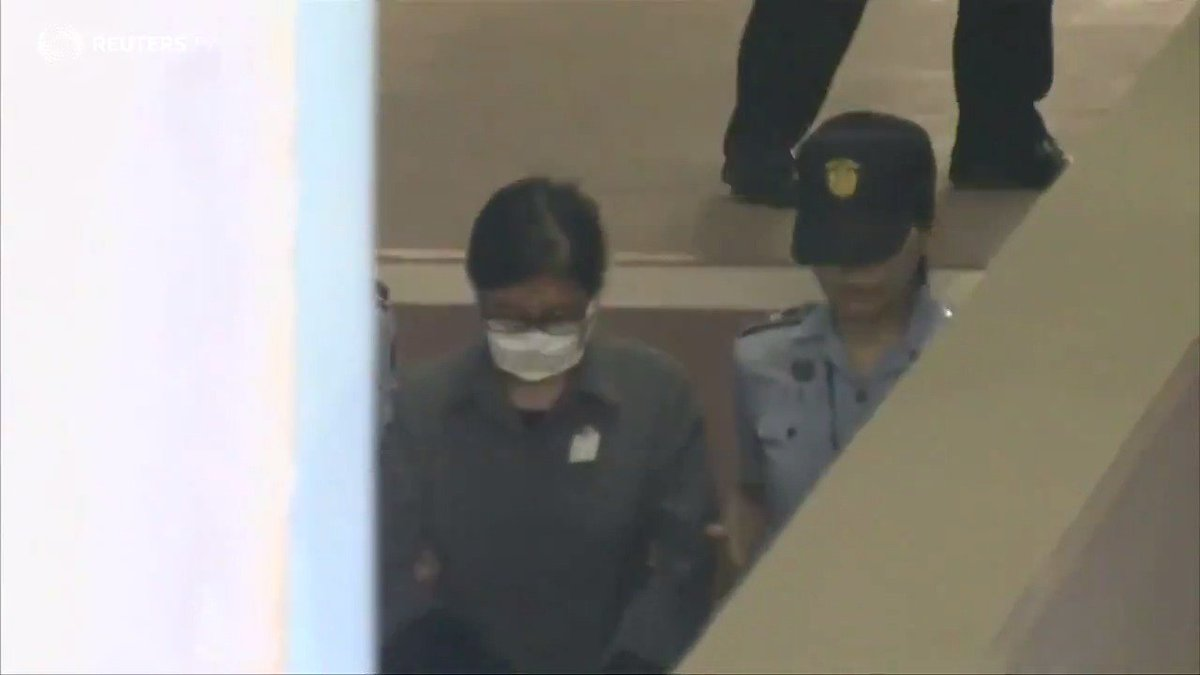 Friend of former South Korea leader jailed for three years: Yonhap