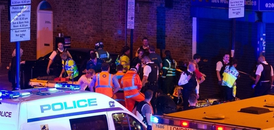 Finsbury Park attack suspect charged with terrorism-related murder