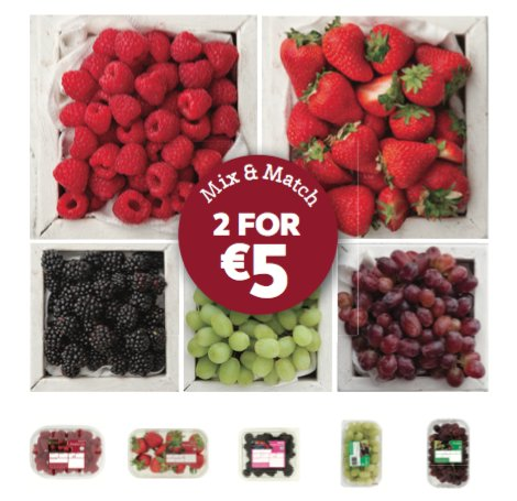 Lovely deal on seasonal berries https://t.co/dK1TabIjsW