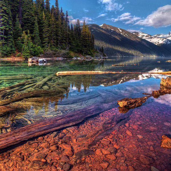 Explore the world. Garibaldi Lake, Vancouver https://t.co/8SO4VpClXQ