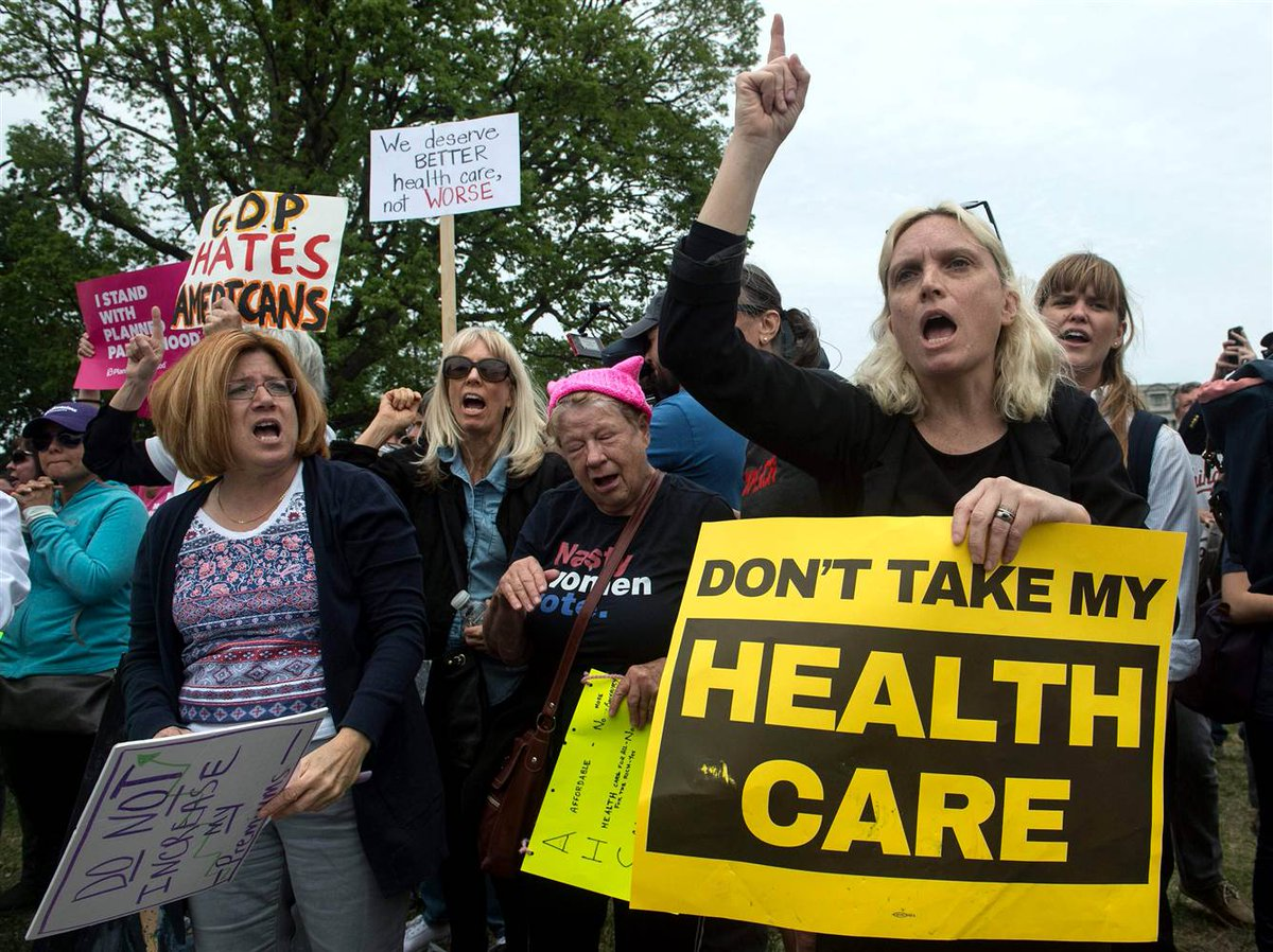 What happens to people on Obamacare if the new HealthcareBill passes? via @NBCNightlyNews