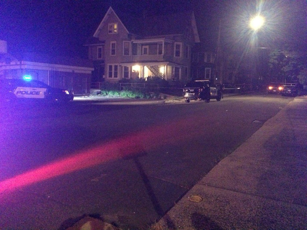 Domestic assault investigation underway inMeriden