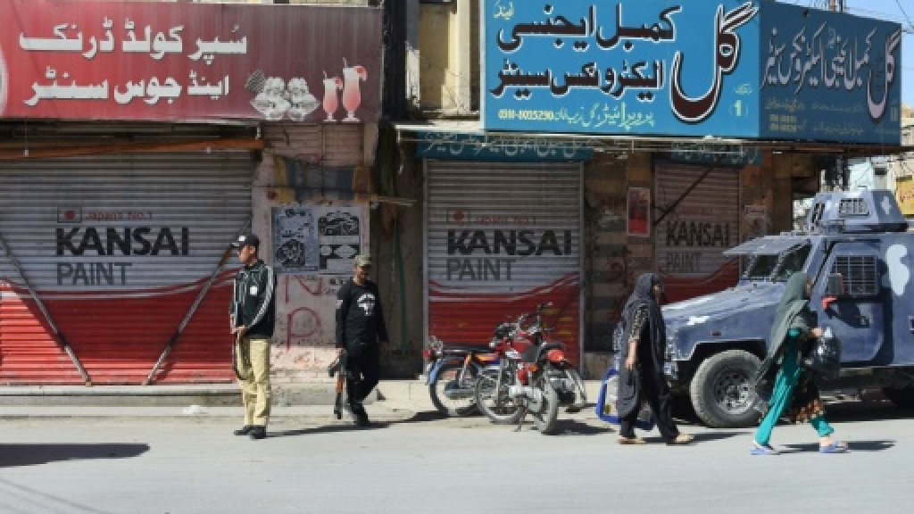 At least five dead in SW Pakistan explosion