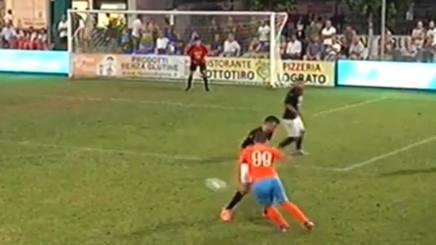 Brescia, Sodinha è tornato: che gol nel torneo amatoriale!