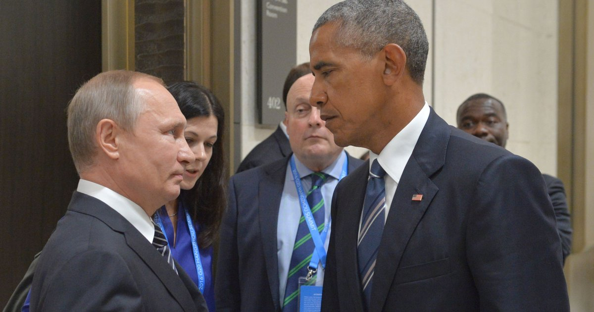 Report: Obama ordered cyber 'implants' for Russian network in response to hacking