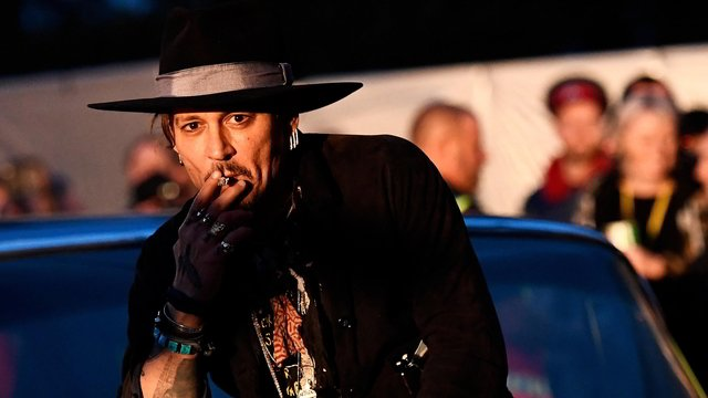 Johnny Depp apologises for 'bad joke' about assassinating US President Donald Trump