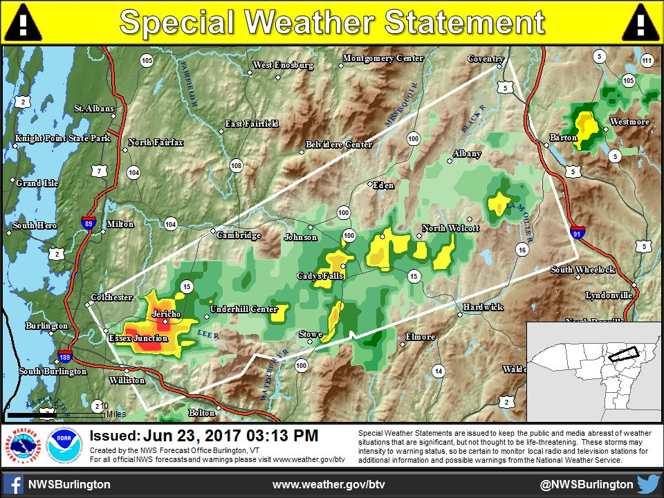 test Twitter Media - A shower with very heavy rainfall will affect Lamoille, Caledonia, Orleans and  Chittenden counties. https://t.co/1Za4MSqCZB https://t.co/ho36afiW4k