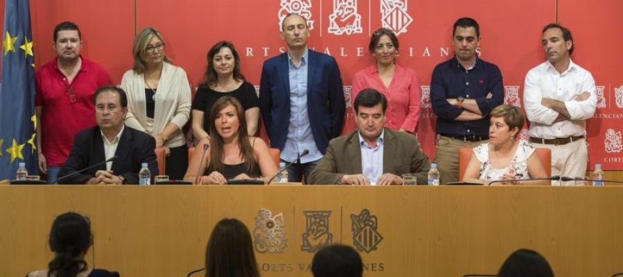 """Cuatro diputados valencianos de Ciudadanos abandonan el partido porque """"ha cambiado"""" ►"""