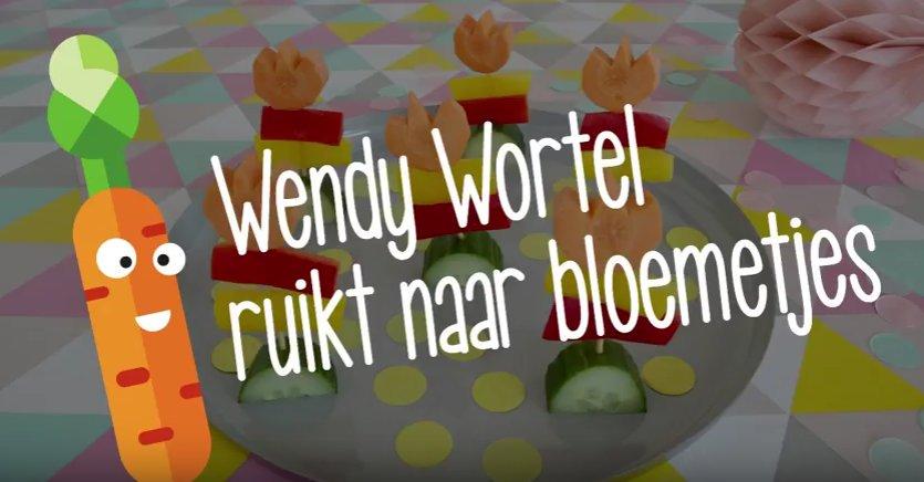test Twitter Media - Groente... Zet je tanden erin! In de serie #gezondetraktaties: Wendy Wortel ruikt naar bloemetjes! https://t.co/MTAIfasx1r https://t.co/UWJYy5Sut4
