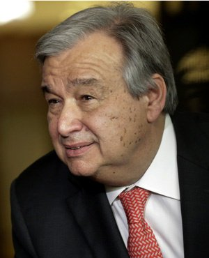 UN chief seeks $8bn for South Sudan refugee crisis