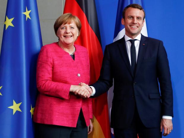 RT @solhaberportali: Macron ve Merkel ticaret yaklaşımı konusunda anlaştı: 'Saf olamayız' https://t.co/5m730jBMWW https://t.co/1YdPPSZ6fE