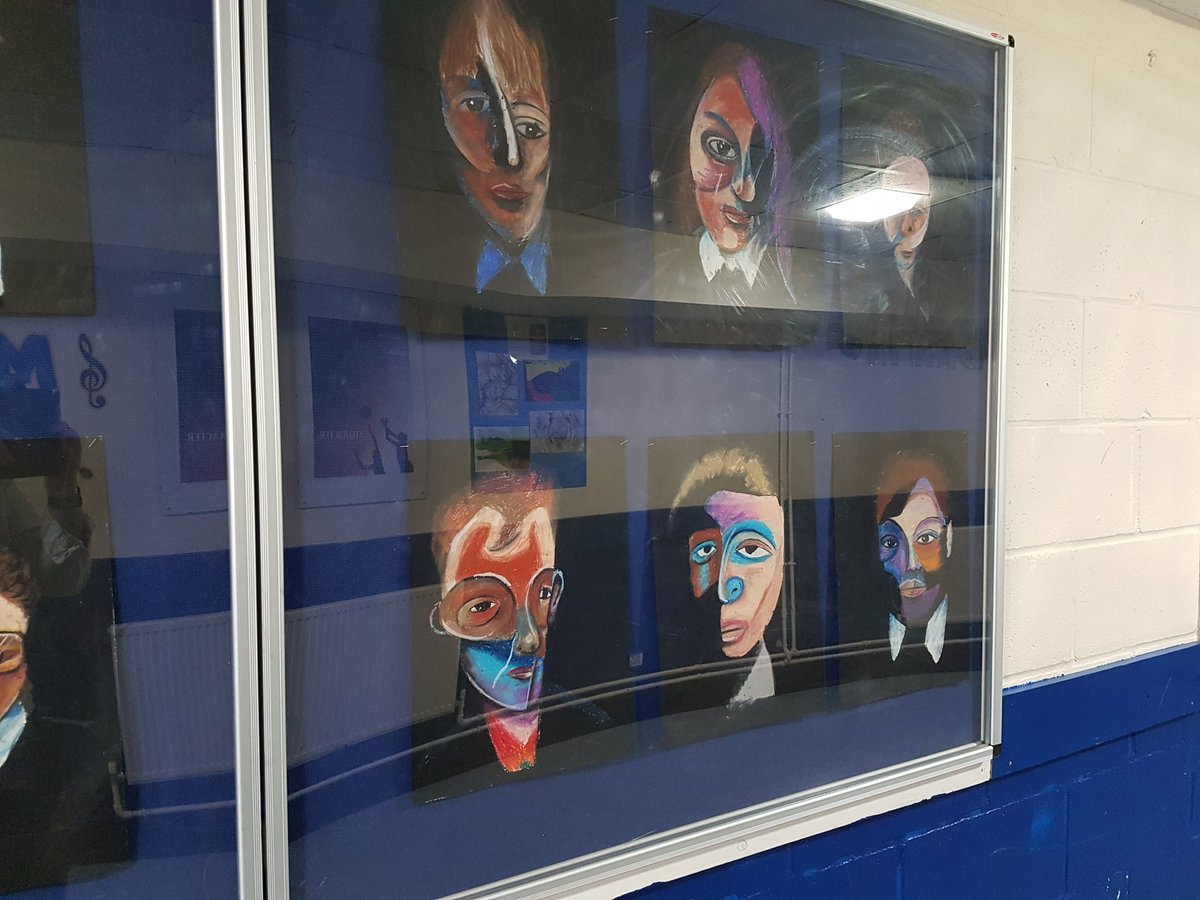 test Twitter Media - RT @mrslatermaths: Love walking down @CartertonCC creative arts corridor https://t.co/dIhZimay4e