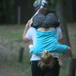 Monday, June 26th: Training for the North American Wife Carrying Championship