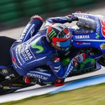 Vinales sets pace for Dutch GP