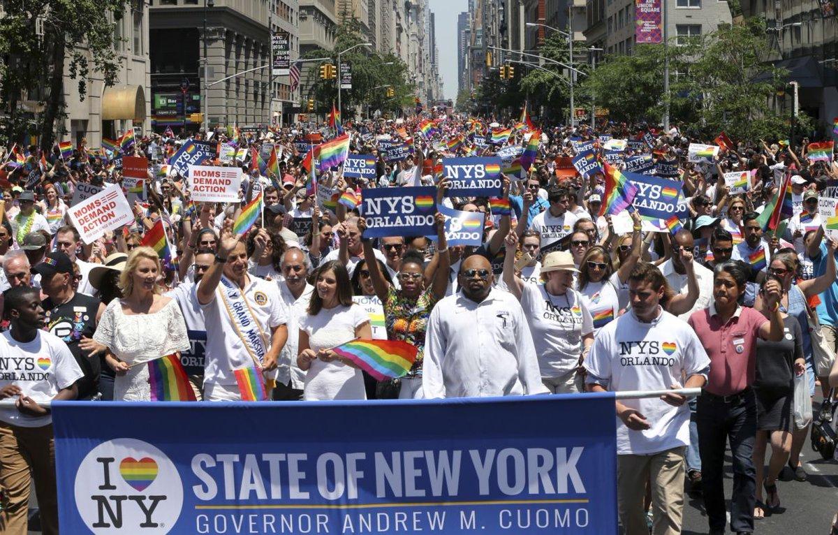 Pride and prejudice? Race tinges LGBT celebrations