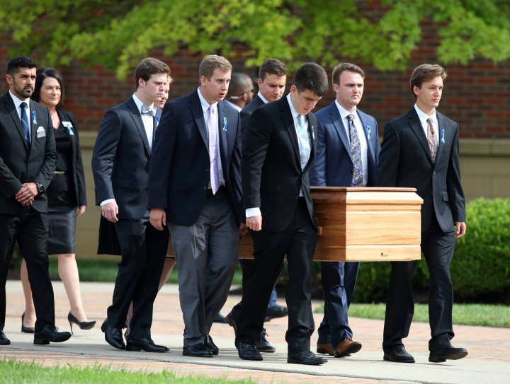 Thousands Attend Funeral of Otto Warmbier, the College Student Who Died After Detention in North Korea