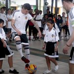 Singapore's Valencia soccer school ends after just one cycle