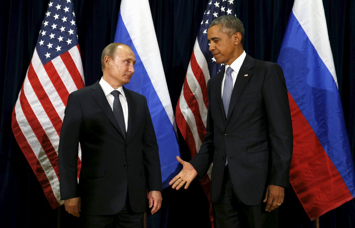 """Obama ordered """"cyber bombs"""" as retaliation to Russia's election hacking"""