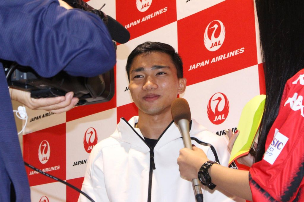 Thailand's Messi Jay out to prove himself in J-League