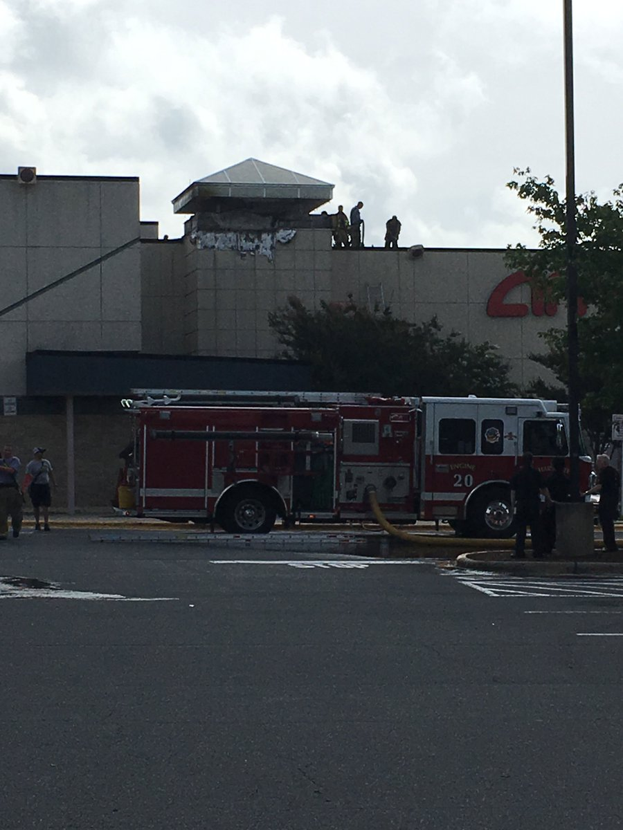No one injured in fire at south Charlotte movie theater - | WBTV Charlotte