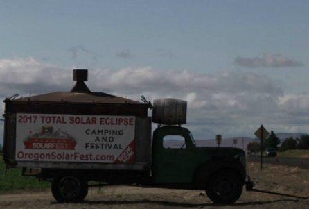 Total solar eclipse casts spotlight on rural Oregon town