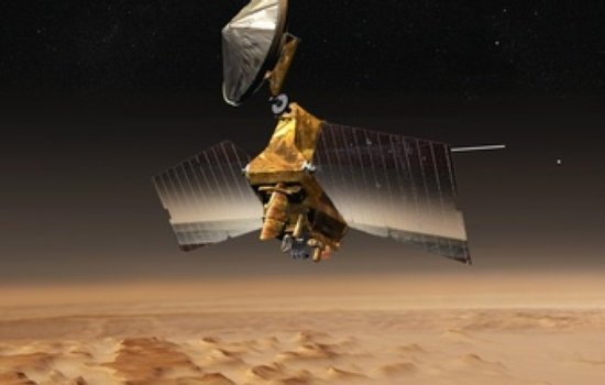 Will Mars Go Mute? NASA's Aging Orbiters May Not Last Long Enough to Support Future Exploration