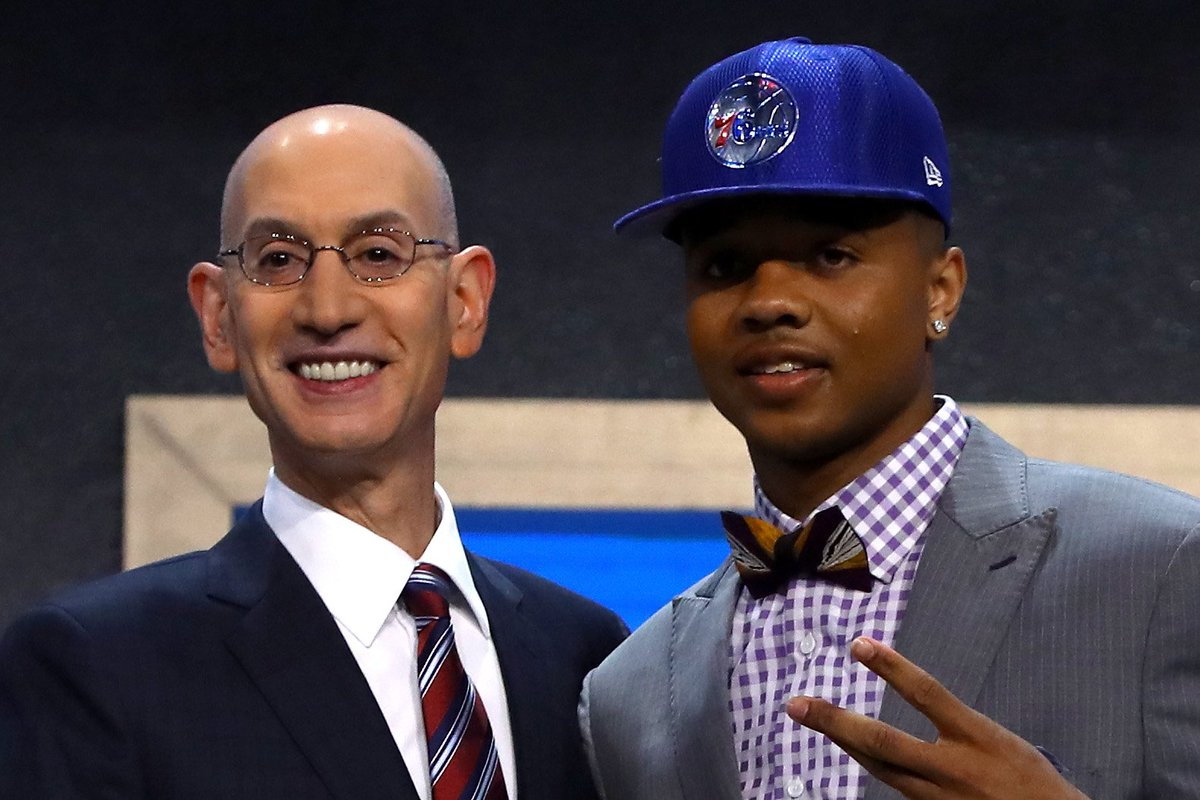 Why Markelle Fultz needs to worry about NBADraft history and not Instagram