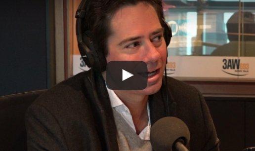 » 'One per club': Gil McLachlan on social media and mental health | Melbourne Talk Radio