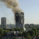 London Borough evacuating 800 homes due to safety concerns following fire ​