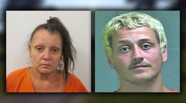 Man, woman charged with murder in Dibble man's shooting death