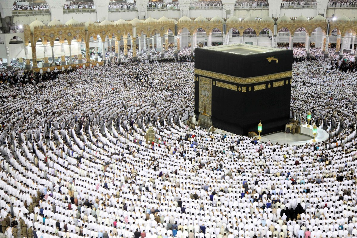 Bomber planning an attack on Grand Mosque in Mecca blew himself up: Interior Ministry