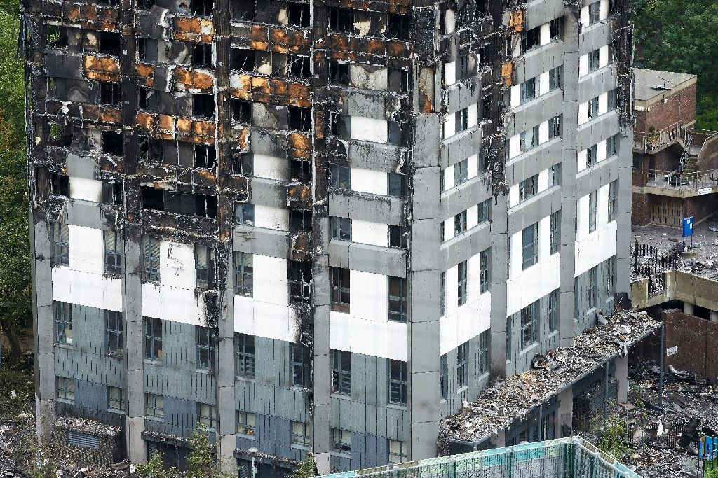5 London towers being evacuated over fire safety fears