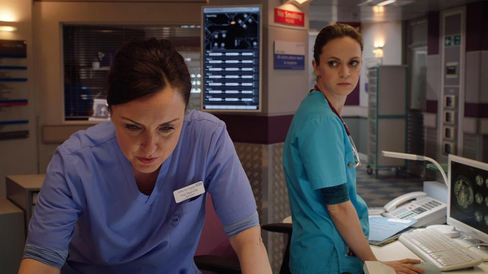 Holby City in crisis as BBC1 hospital soap loses TWO MILLION viewers in one year