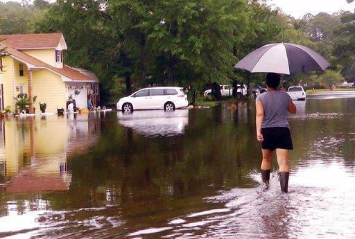 Cindy: More rain in Tennessee, Kentucky, West Virginia -   WBTV Charlotte