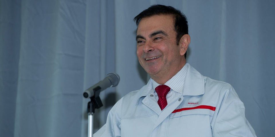 Carlos Ghosn To Benefit From New Renault-Nissan Bonuses
