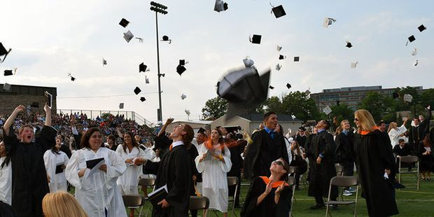 Somerville High School holds 2017 graduation (PHOTOS)