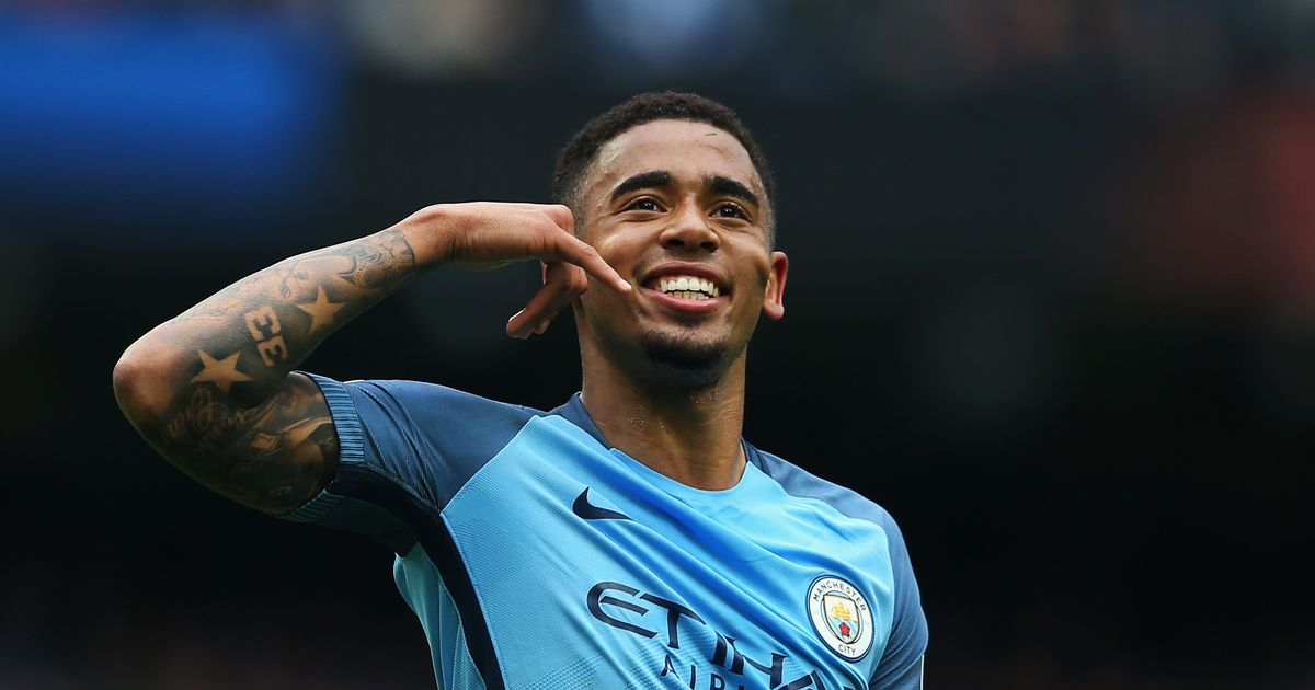 Watch Man City's Gabriel Jesus show off his impressive street football skills