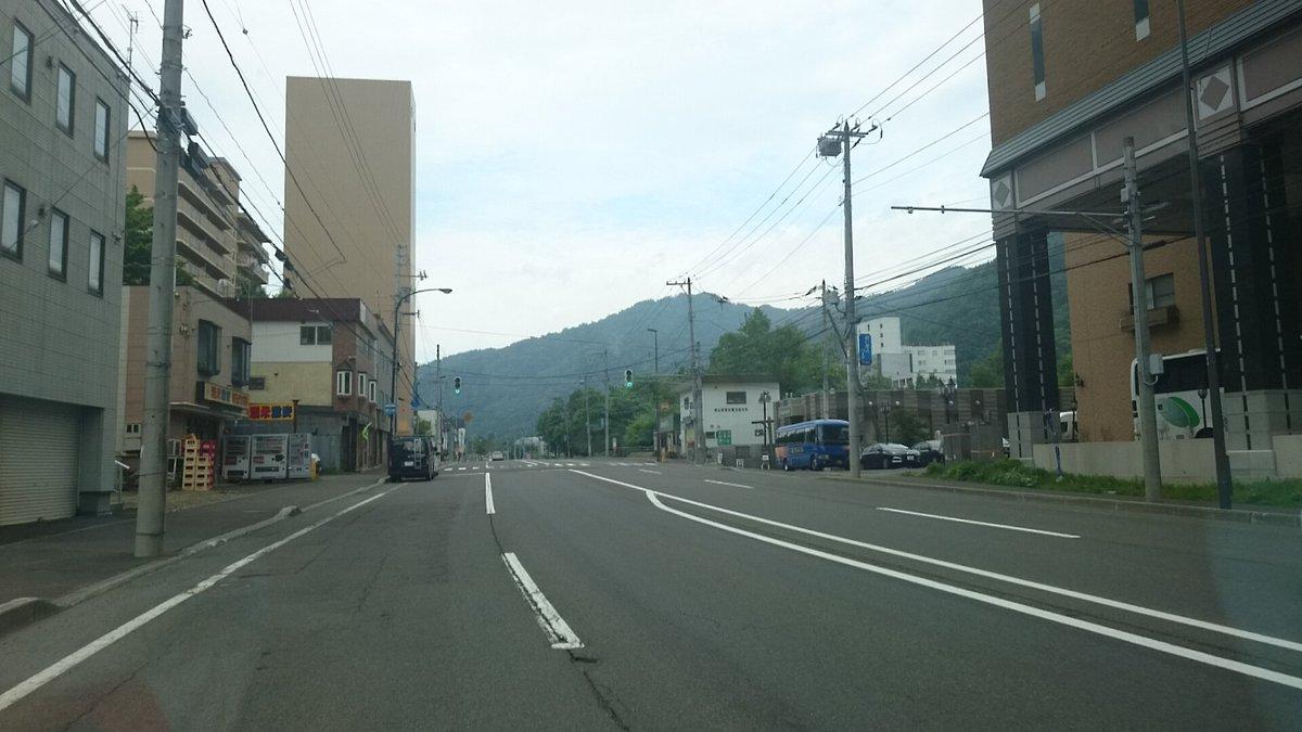 定山渓はWORKING!!の聖地!