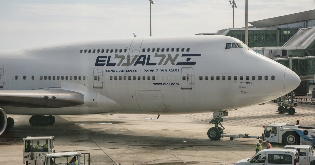 Israeli Airline Banned From Asking Women To Switch Seats To Accomodate Men