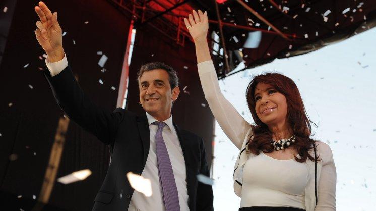 A horas del cierre de listas, Cristina Kirchner se juntó con Florencio Randazzo