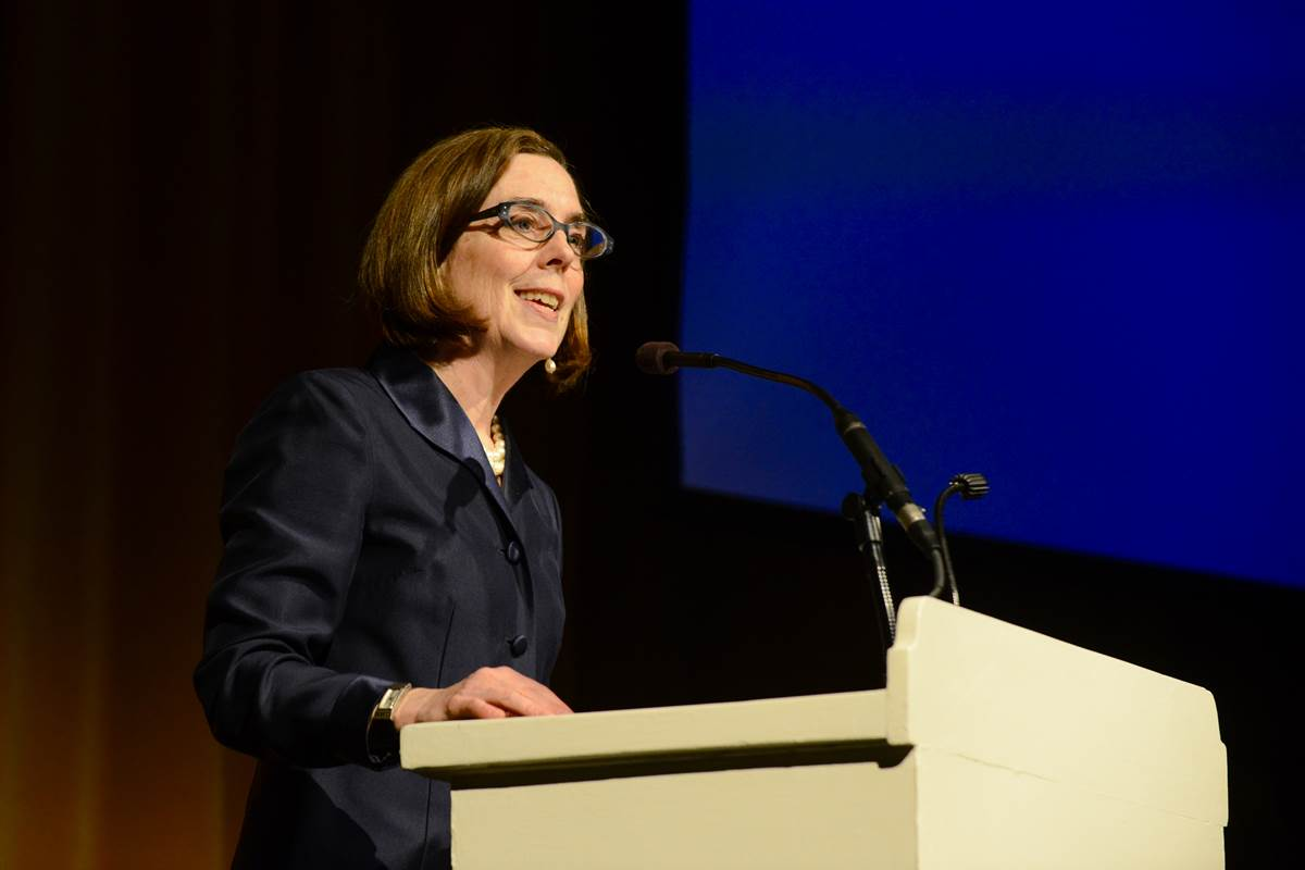 Pride30: Oregon's Kate Brown embraces status as first elected LGBTQ governor