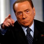 Italy's Silvio Berlusconi only likes Trump because of his wife Melania