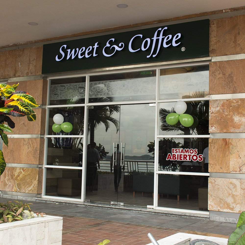 Sweet & Coffee abre nuevo local en Puerto Santa Ana