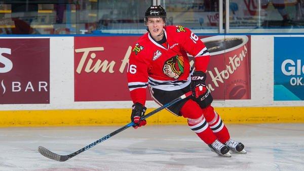 Blackhawks trade down, select defenseman Henri Jokiharju with 29th pick in NHL draft