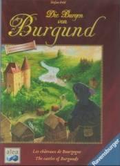 「ブルゴーニュ」は、貴族となり、交易や建設を通じて自分の領土を発展させるゲームです。2-4人、12歳以上、90分、450