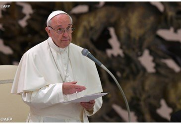 Pope to Serra International: Keep moving forward with courage